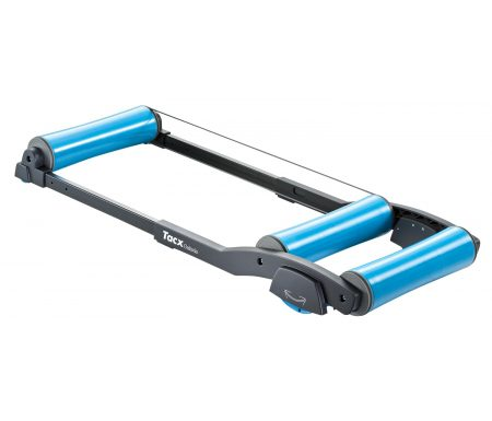 Tacx Galaxia ruller – Med patenteret swing-system