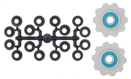 Tacx pulleyhjul med 10 tænder – Med keramiske lejer