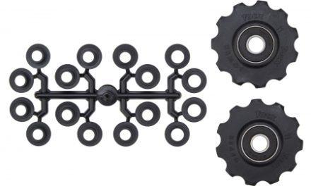 Tacx pulleyhjul med 11 tænder – Med maskinlejer
