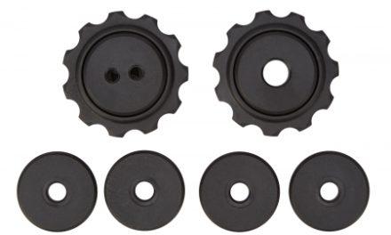 Tacx pulleyhjul med 11 tænder – Til Sram MTB – Rustfrit stål
