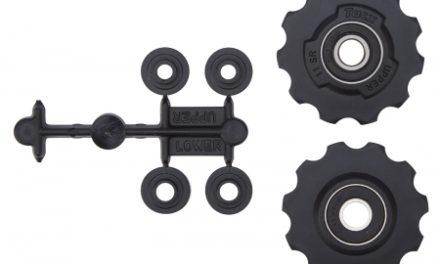 Tacx pulleyhjul til Sram Red/Force og Rival – Med maskinlejer