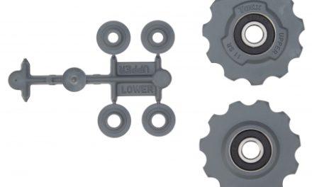 Tacx pulleyhjul til Sram Red/Force og Rival – Med rustfri maskinlejer