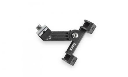 Tacx – Saddle Clamp – Til montering bag sadlen til 1 eller 2 flaskeholdere