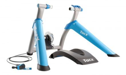 Tacx Satori Smart hometrainer – 10 trins justerbar magnet modstand