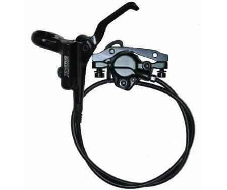 Tektro Auriga-F Hydraulisk bremsesæt til front med olie – uden rotor