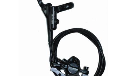 Tektro Auriga-R Hydraulisk bremsesæt til bag med olie – uden rotor