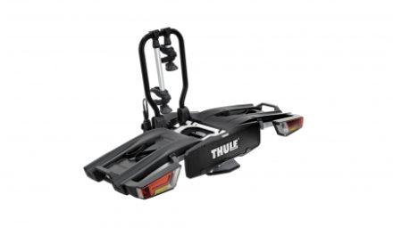 Thule Easyfold XT 933 – Cykelholder til 2 cykler – 13-pol stik