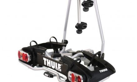 Thule Europower 915 – Cykelholder til 2 cykler – 13-pol stik