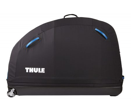 Thule – Roundtrip Pro XT – Cykelkuffert m/integreret cykelstander – Softshell – Sort