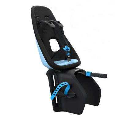 Thule Yepp Nexxt Maxi – Cykelstol med 5-punktssele – Blå