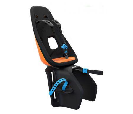 Thule Yepp Nexxt Maxi – Cykelstol med 5-punktssele – Orange