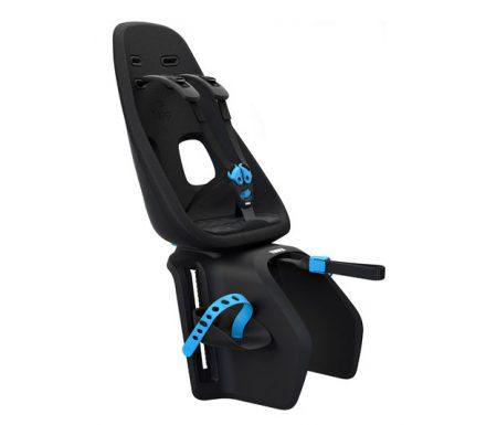 Thule Yepp Nexxt Maxi – Cykelstol med 5-punktssele – Sort
