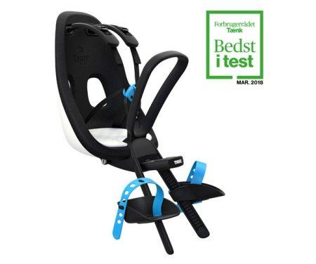 Thule Yepp Nexxt Mini – Cykelstol med 5-punktssele – Hvid