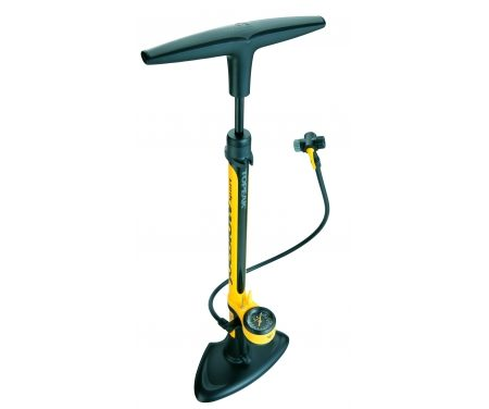 Topeak JoeBlow Sport II – 11 bar / 160 psi – gul/sort