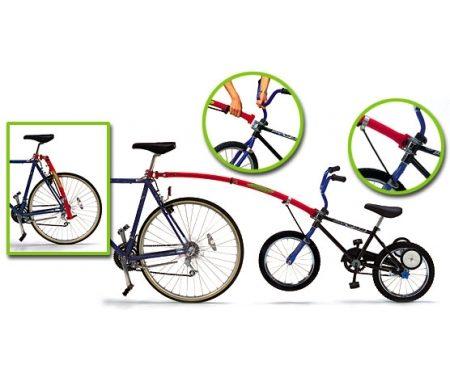 Trail Gator  – Cykeltilkobling