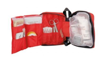 TravelSafe – Førstehjælpstaske uden fyld