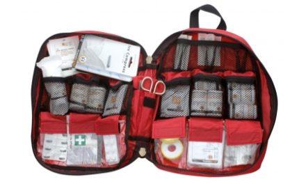 Travelsafe – Førstehjælpstaske uden indhold – Str. Large