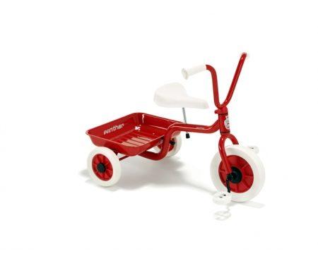 Trehjulet cykel Winther Rød