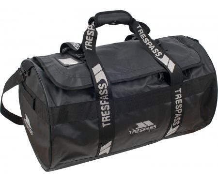 Trespass Blackfriar – Dufflebag – 60 liter – Vandtæt – Sort