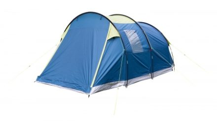 Trespass Caterthun – 4 personers telt – Blå