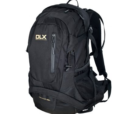 Trespass DLX Deimos –  Rygsæk – 28 liter – Sort