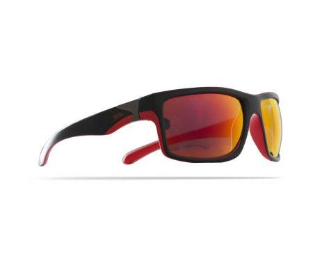Trespass Drop – Solbrille – Sort/rød