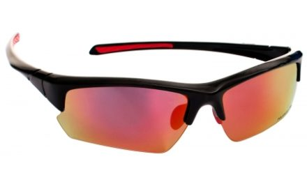 Trespass Falconpro – Fritids- og cykelbrille – Sort