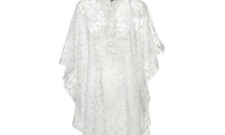 Trespass Festival – Poncho – Transparent med print