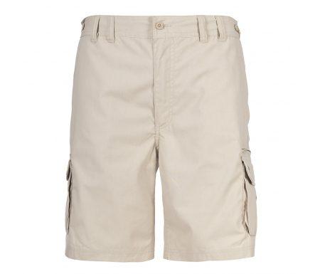 Trespass Gally – Shorts med lommer – Sandfarvet