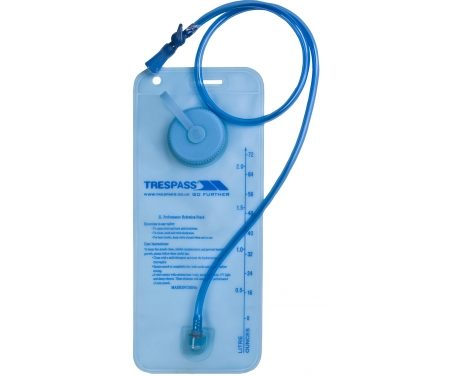 Trespass Hydration X – Drikkeblære – 2 liter