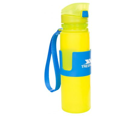 Trespass Silibott – Foldbar silikone flaske – 500 ml. – Grøn