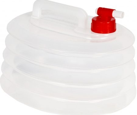 Trespass Squeezebox – Vanddunk – Transparent – 6 liter