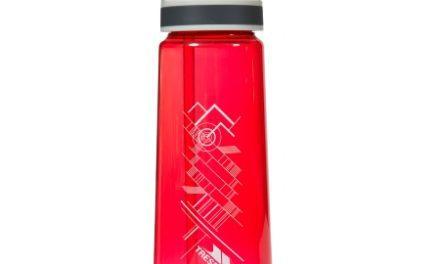 Trespass Vatura – Drikkeflaske – 700 ml. – Rød