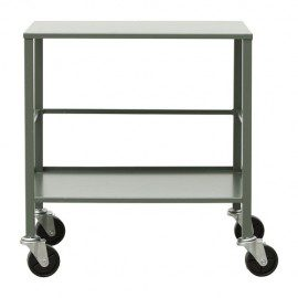 Trolley fra House Doctor – Office – Army grøn fra House Doctor