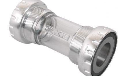 Truvativ krankboks – GXP Team – 36 x 24mm italiensk gevind – 70 mm bred – Sølv