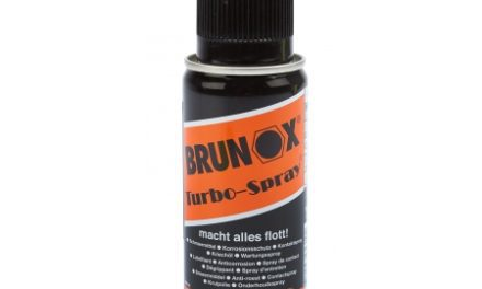 Turbo-Spray Brunox 100 ml. 5 Funktioner