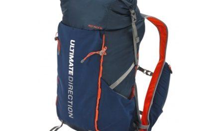 Ultimate Direction Fastpack 30 – Rygsæk – 20-31 liter – Navy/orange