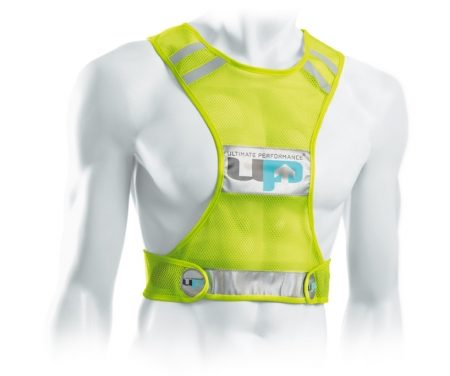 Ultimate Performance – Reflective Race Vest – Løbe/cykelvest – Onesize – Neon