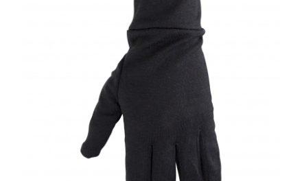 Ulvang Liner Glove – Uld inderhandske – Sort