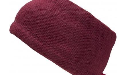 Ulvang Nesheim Headband – Uld pandebånd – Rød