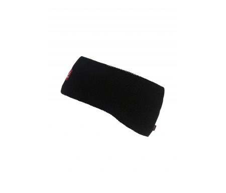 Ulvang Nesheim Headband – Uld pandebånd – Sort