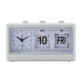 Ur / Kalender – Retro grå – Fra House Doctor fra House Doctor