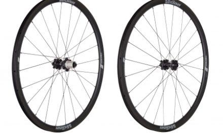 Vision Team 30 Disc Center Lock – Hjulsæt – 700c – Clincher – Sort