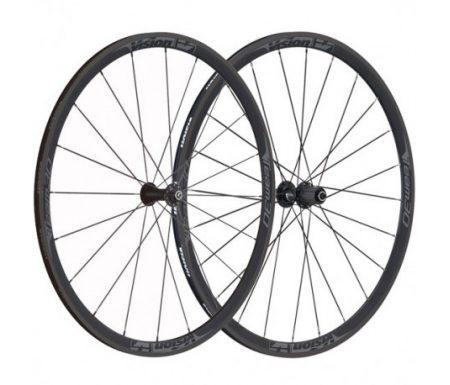 Vision Team 30 – Hjulsæt – 700c – Clincher – Sort/grå