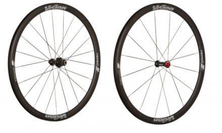 Vision Team 35 Comp – Hjulsæt – 700c – Clincher – Sort