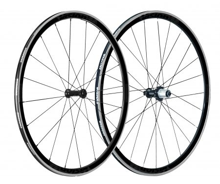 Vision Trimax 30 – Hjulsæt – 700c – Clincher Tubeless Ready – Sort/Sølv