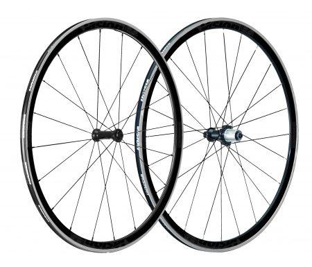 Vision Trimax 30 – Hjulsæt – 700c – Clincher Tubeless Ready – Sort/Sølv