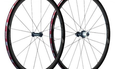 Vision Trimax 30 KB – Hjulsæt – 700c – Clincher Tubeless Ready – Sort