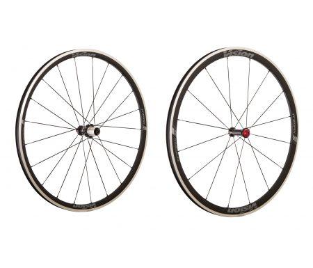 Vision Trimax 35 – Hjulsæt – 700c – Clincher – Sort/Sølv