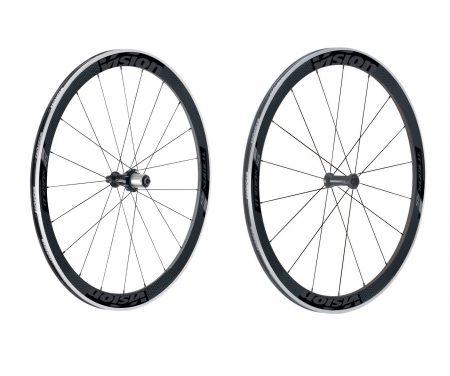 Vision Trimax Carbon 45 – Hjulsæt – 700c – Clincher – Carbon/Alu